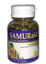 SAMURAID, Herbal asam urat dan herbal rematik
