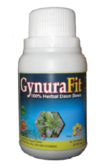 Herbal Daun Dewa, GynuraFit
