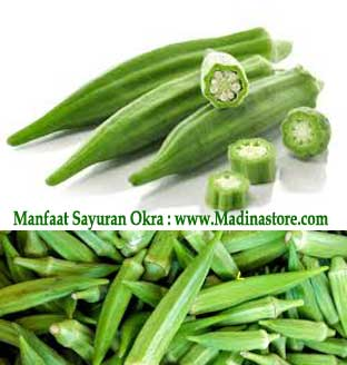 Manfaat Sayuran Okra