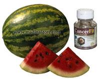 Semangka mencegah kanker